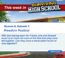Season 6: Zoe's Departure