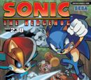 Archie Sonic the Hedgehog Issue 238