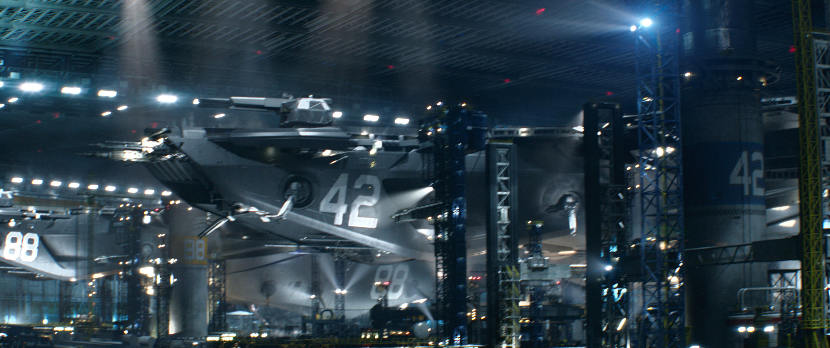Shield Helicarrier Wallpaper do The Helicarriers Prevail