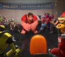 List of cameos in Wreck-It Ralph