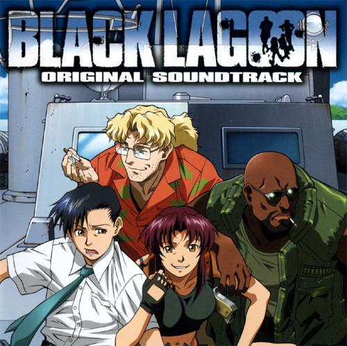 Black Lagoon Book Cover : Black lagoon ost cover g