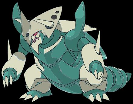 Pokemon Shiny Aggron Images | - 64.2KB