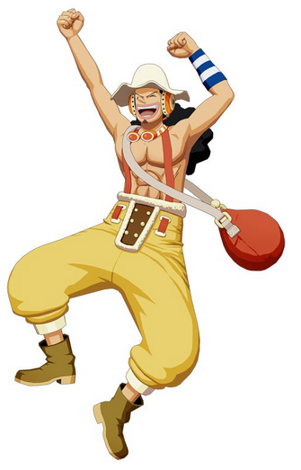 One Piece Chopper New World Usopp - One Piece Wiki
