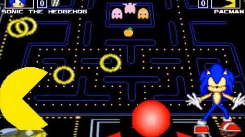 Escenario Pac-man