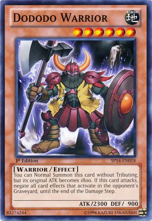 Dododo Warrior Yu Gi Oh Wikia