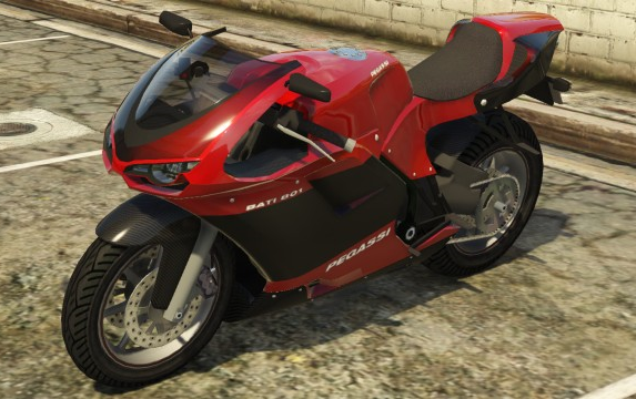 Best Bikes In Gta 5 A Bati in Grand Theft Auto