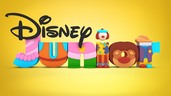 Jojo s circus disney junior logo click for details jojo s a circus