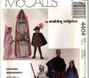 McCall's 4404 A