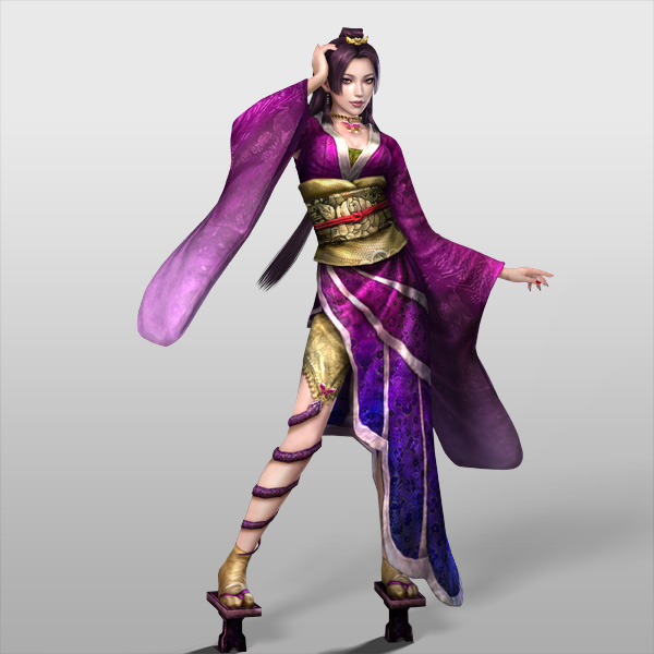Warriors Orochi 3 Ultimate All Dlc Costumes: No SW1 Costume (SW4 DLC).jpg