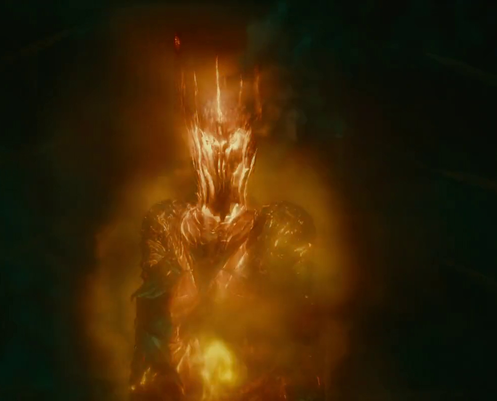 Sauron as he appears in The Desolation of Smaug . Necromancer Hobbit Desolation Of Smaug
