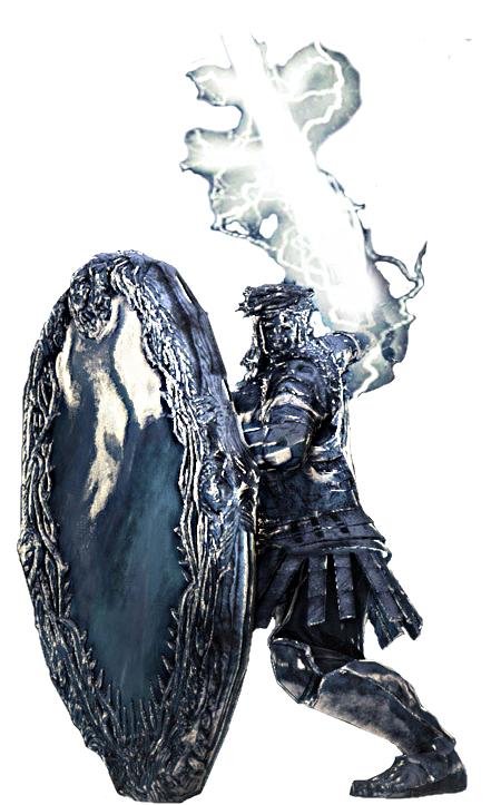 Bonfire Near Looking Glass Knight