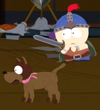 Image - Sparky and Stan.jpg - South Park: The Stick of ...