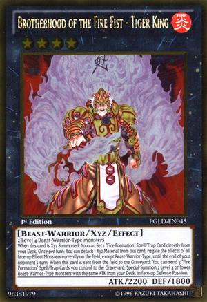 Lesson 14 - Brotherhood of the Fire Fist 300px-BrotherhoodoftheFireFistTigerKing-PGLD-EN-GUR-1E