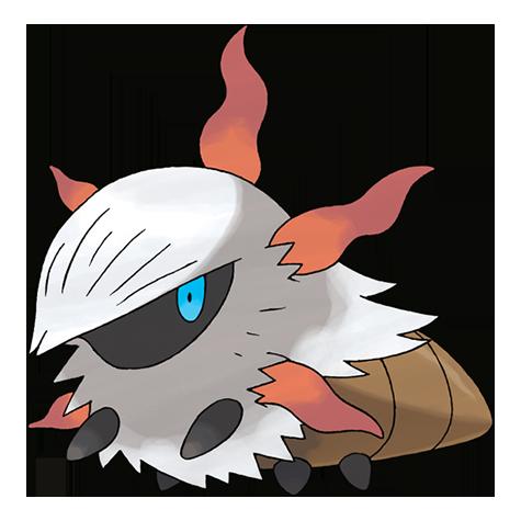 Larvesta - The Pokémon Wiki