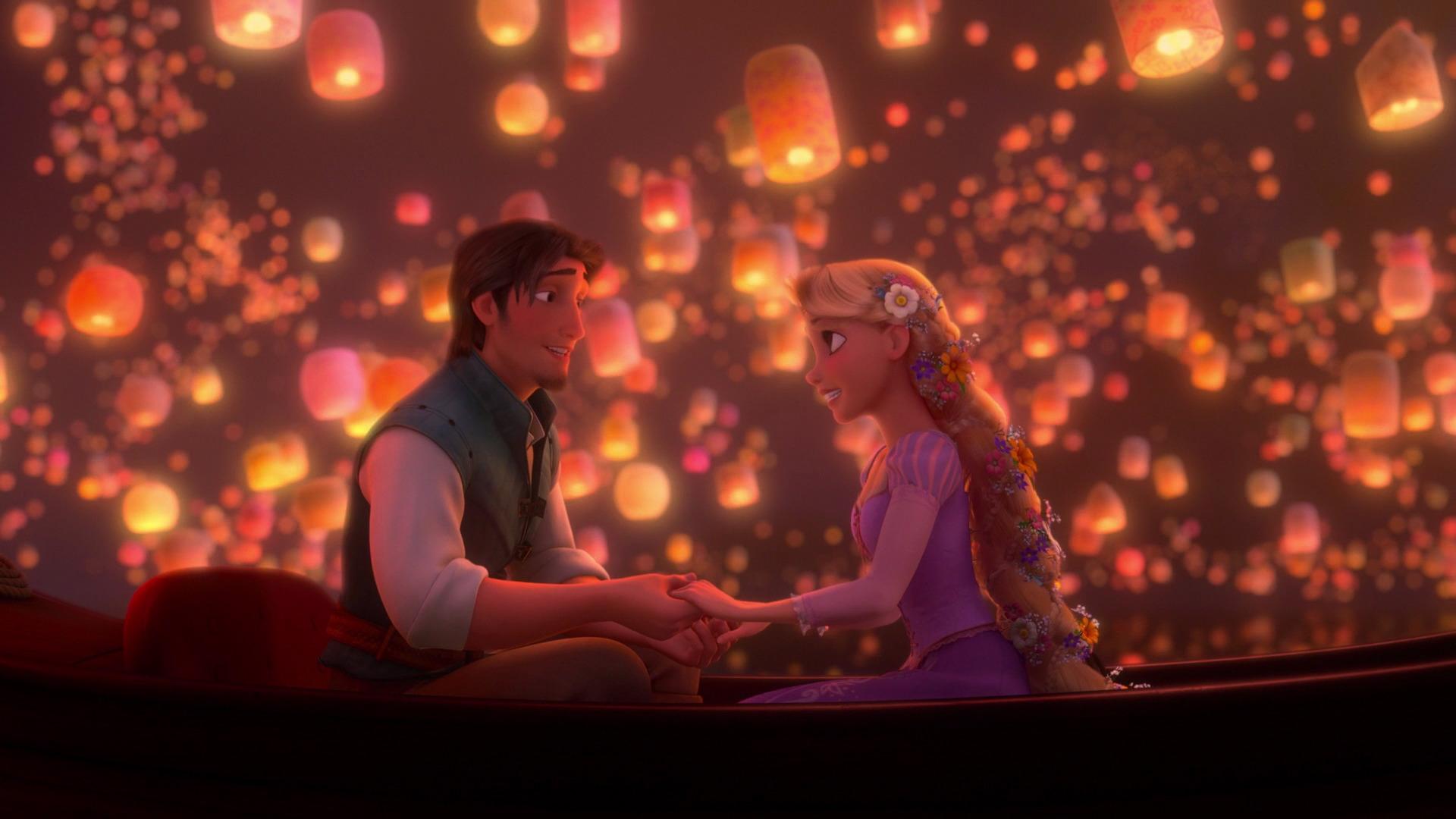 how to make rapunzel lanterns