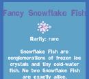 Fancy Snowflake Fish