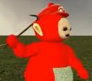 Mario's Four Emotions