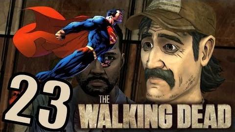 KENNY EL HEROE - The Walking Dead - Parte 23
