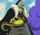 Antagonistas da Saga Alabasta