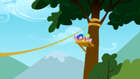 CMC ready to zip-line S1E23