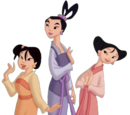 Ting-Ting, Su and Mei