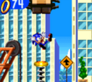 Localizaciones de Sonic X (Leapster)