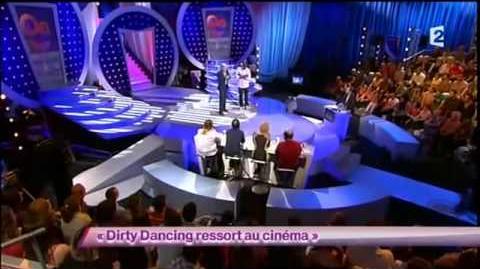Dirty Dancing ressort au cinéma