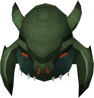 Reward shop of guthix Fist