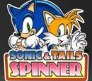 Sonic & Tails Spinner