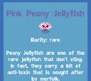 Pink Peony Jellyfish