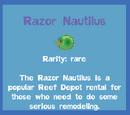 Razor Nautilus