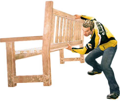 Wiki Bench 28 Images Image Dead Rising Fancy Bench Png