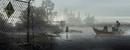 Godzilla 2014 Art of Destruction Concept Art - Quarantined Area 2.png