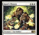Ajani's Chosen