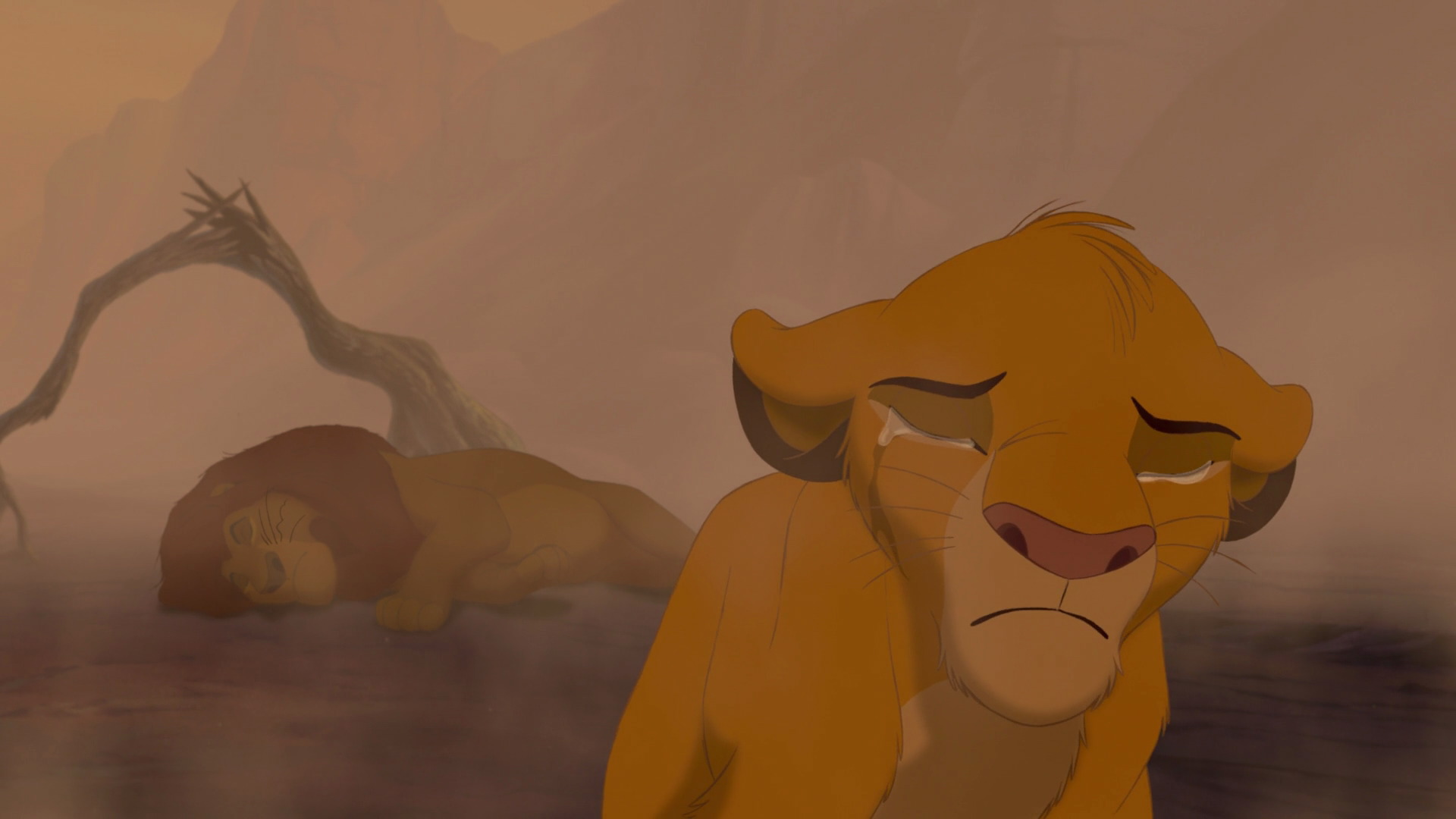 The Lion King Simba