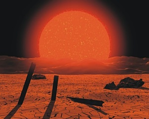 Sun Red Giant Phase - Pics about space