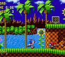 Sonic the Hedgehog (1991) - screeny