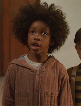 The little rascals buckwheat now