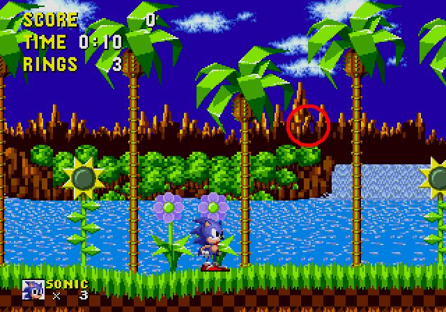 Green Hill Zone 16 Bit Sonic Wiki