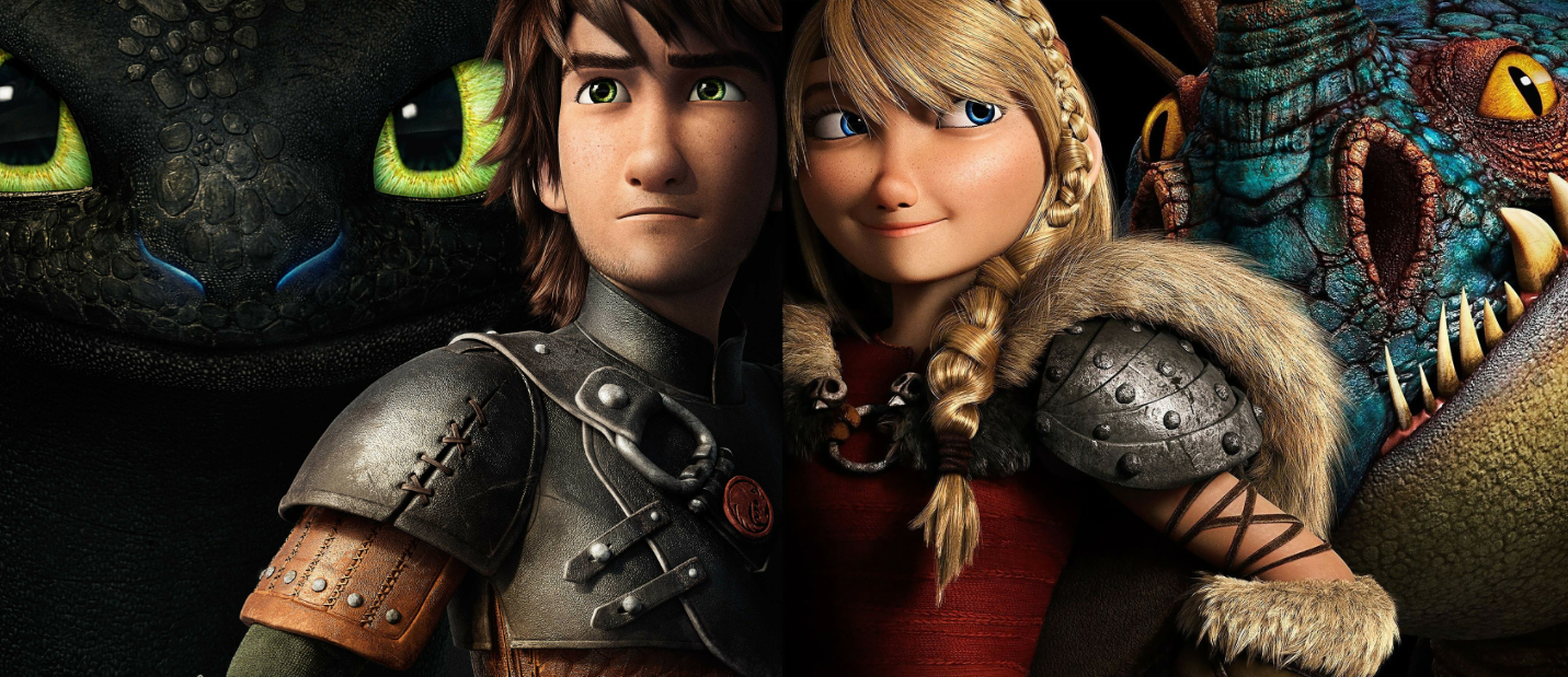 Size Of This Preview 640 215 277 Pixels Other Resolutions 320 How To Train  Your Dragon Train Your Dragon Astrid And Hiccup Kissing How