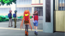 Enju and Mai walk to class together.png