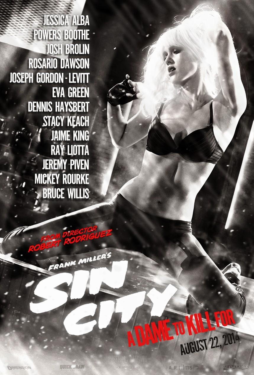 [En Cartelera] Sin City 2: A dame to kill for. (11/9/14) Sin_city_a_dame_to_kill_for_2014_nancy_poster_by_camw1n-d7awdwe