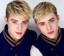 BrielleFoster/Jedward to Record Official Fifty Shades of Grey Movie Song
