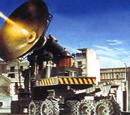 Atomic Heat Ray Gun