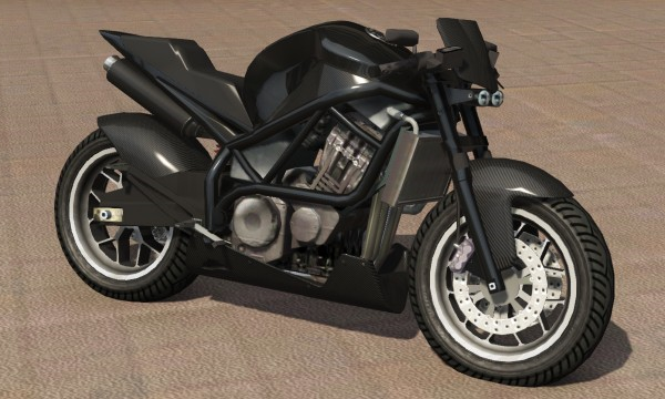 Best Bikes In Gta 5 DinkaAkuma Side GTAV png