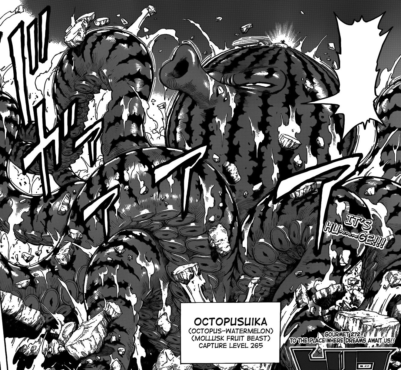 Toriko Vs Ichigo And Luffy : Whowouldwin