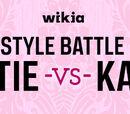 Asnow89/Style Battle: Katie vs. Kate