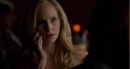 Caroline talking with Stefan on the phone 5x18.png