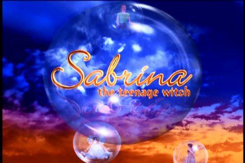 Sabrina 1999  Sabrina The Teenage Witch Logo