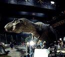 Jurassic Park Tyrannosaurus rex Animatronics